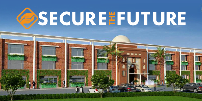 secure the future header