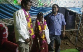 Mid India Sunderdader Church Wedding