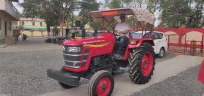 Mid India Farming Tractor Bataighar